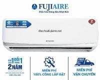 Điều hòa fujiaire 2 chiều 12000BTU hỗ trợ wifi (FW15H9L)