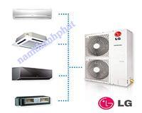 Điều hòa multi LG A5UQ48GFAO dàn nóng 1 chiều inverter 48000btu