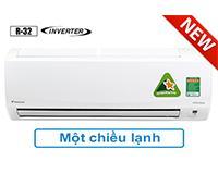 Điều hòa daikin 1 chiều 1800btu inverter FTKQ50SVMV Thái Lan