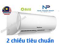 Điều hòa Nagakawa 12000btu 2 chiều NS-A12R1M05 gas R410A model 2020 giá rẻ