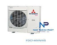Dàn nóng điều hòa Multi Mitsubishi heavy 48000 BTU 2 chiều FDC140VN/VS