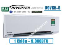 Điều hòa Panasonic U9VKH-8 9000btu 1 chiều inverter