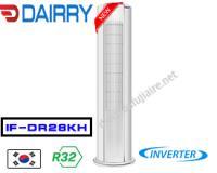 Điều hòa tủ đứng dairry 28000btu 2 chiều inverter IF-DR28KH