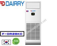 Điều hòa tủ đứng dairry 28000btu 1 chiều gas R410A F-DR28KC