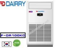 Điều hòa tủ đứng dairry 100000btu 1 chiều gas R410A F-DR100KC