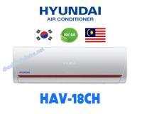 Điều hòa Hyundai 18000BTU 2 chiều HAV-18CH
