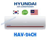 Điều hòa Hyundai 24000BTU 2 chiều HAV-24CH