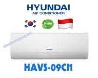 Điều hòa Hyundai 9000BTU 1 chiều HAVS-09CI1