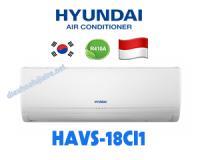 Điều hòa Hyundai 18000BTU 1 chiều HAVS-18CI1