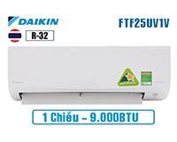 Điều hòa Daikin 1 chiều 9000btu model 2020 FTF25UV1V