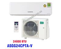Điều hòa General 24000BTU 1 chiều inverter ASGG24CPTA-V