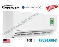 Điều hòa Panasonic inverter 24000BTU 1 chiều XPU24XKH-8