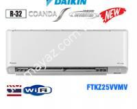 Điều hòa Daikin 9000 1 chiều inverter FTKZ25VVMV
